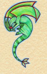 Flygon by Cresselia