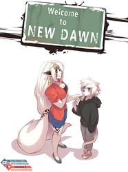 Welcome to New Dawn pg. 24. by Zummeng
