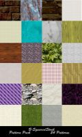 Assorted Patterns Pack by B-SquaredStock