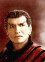 Sarek of Vulcan by karracaz