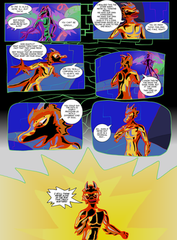 Destined Flames -Page 146- by SpeedAction