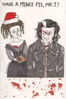 ColeyChristmasCard2008 Sweeney by angelacapel