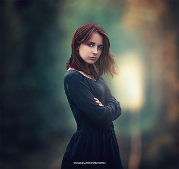 Beautiful Portrait effect by Andrei-Oprinca