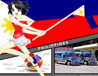 The Philippines Rocks by animeabigail