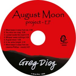 August Moon by Greg Diaz CD by Leo9
