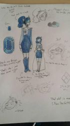 Night Blue Kyanite [Contest Entry] by KariTheCatX3
