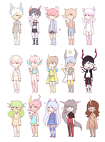 Adopts : CLOSED OFF by Crowsh