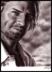 Josh Holloway 3 by Zindy