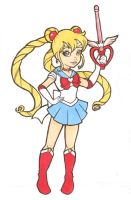 Sailor Moon by wolfypuppy
