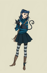 Coraline by TallyTodd