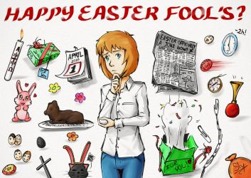 It's Easter Fool's..? by Sly-Mk3