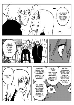 Narusaku Doujinshi-After the war P6 by LadyGT