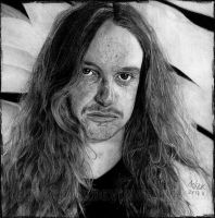 Cliff Burton by Shamaanita