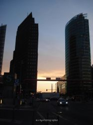 postdamerplatz by Airaph