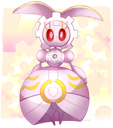 Magearna by pcerise