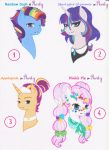 OPEN ADOPTABLES - Rarity Ships ! by Ocean-Drop