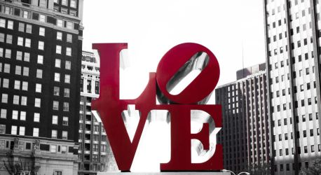 Love Park by LeftSideOfRight