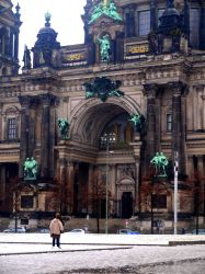 Berlin Cathedral by Katherine-Whiffin