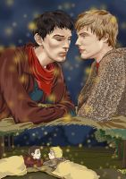 Merthur-Try by FoxChristy
