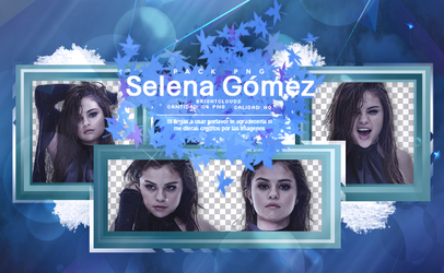 Pack png Selena G|14 by BrightClouds