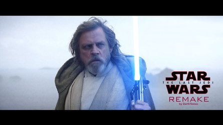The Master Returns - The REAL Luke Skywalker by DarthTemoc