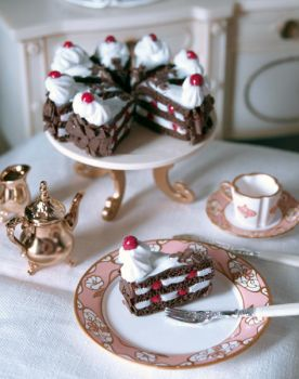 Black Forest Cake by ChocolateDecadence