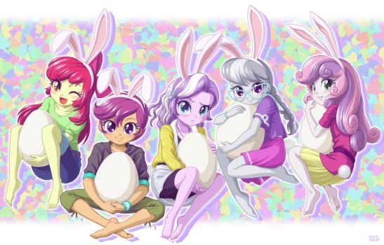 Easter Bunny by uotapo