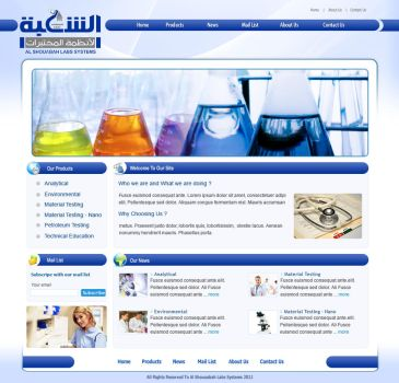 AlSouabah Labs Systems by elshiekh5