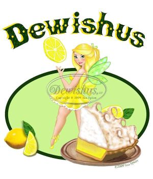 Lemon Meringue Pie Fairy by Dewishus