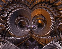 Fractal Cogs by GrahamSym