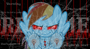 [J.B.M]-RAINBOW.EXE (Hello out there) by JBM-DeviantArt
