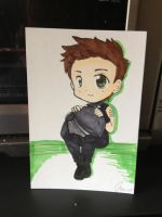 Sianna Howlett in chibi form! by Mimzy94