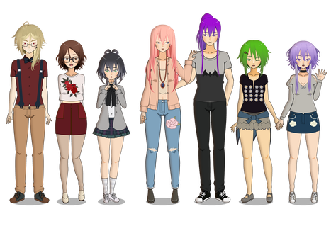 Vocaloschool II (with exports) by kari-00