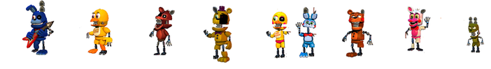 Withered by IloveFNAFandsonic