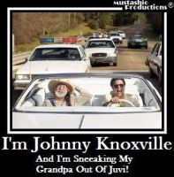 johnny knoxville by Kiki-Kreations