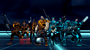 (Fixed!) Tron Fortress: Hexed Classes Download by OrbitalDropShockPony