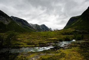 Norway by Sunsqueaker