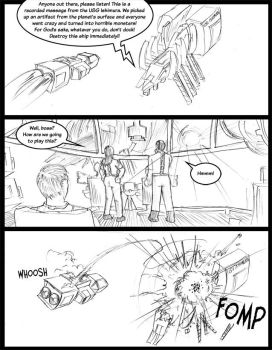 It Is A Dead Space Comic by ksleet