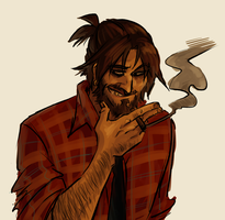 mccree by straycalamity