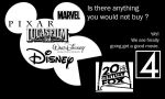 Disney buying Fox by JMK-Prime
