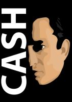 Johnny Cash by BitumeX