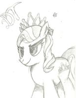 Diamond Tiara by Exranion