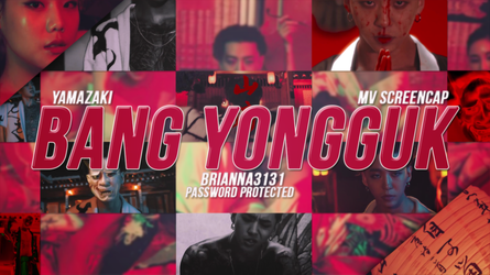 BANG YONGGUK MV Screencap by Brianna3131