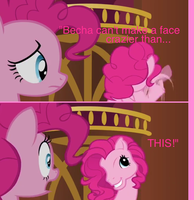 Hilarious Pinkie Moment! by Dallimater