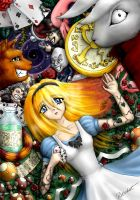 Alice in nightmareland by ritchat