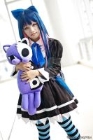 PASWG: Anarchy Stocking by LoliJellyBunny
