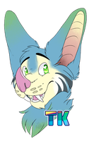 badge TK by xRubyCayx