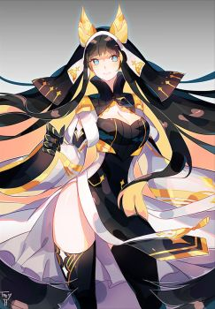 [CM] Black and Gold by tofuyu
