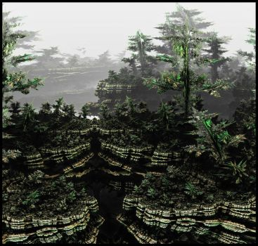 The Lodian Forest2 by im1happy