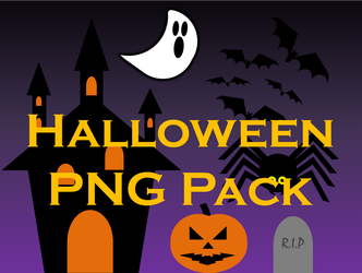 Halloween PNG Pack by KatieCakes7